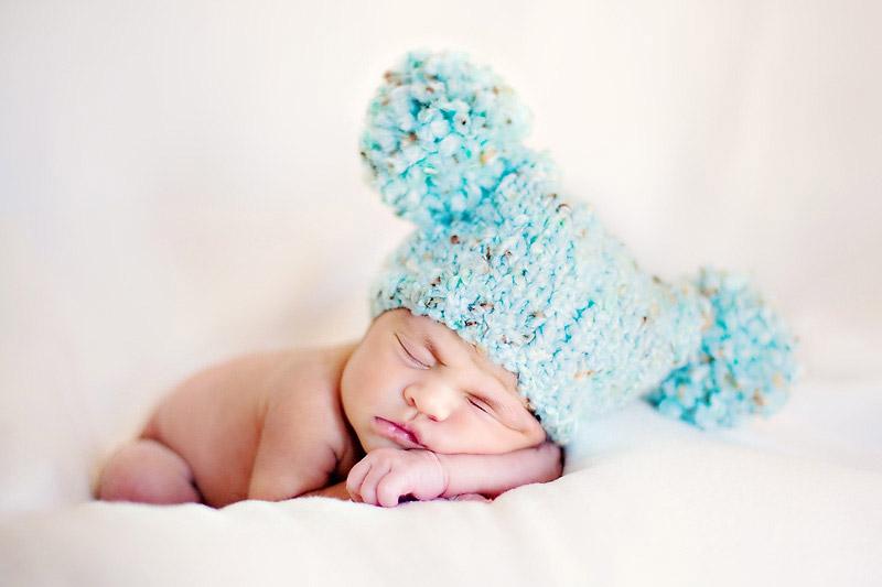 nyfødt baby foto