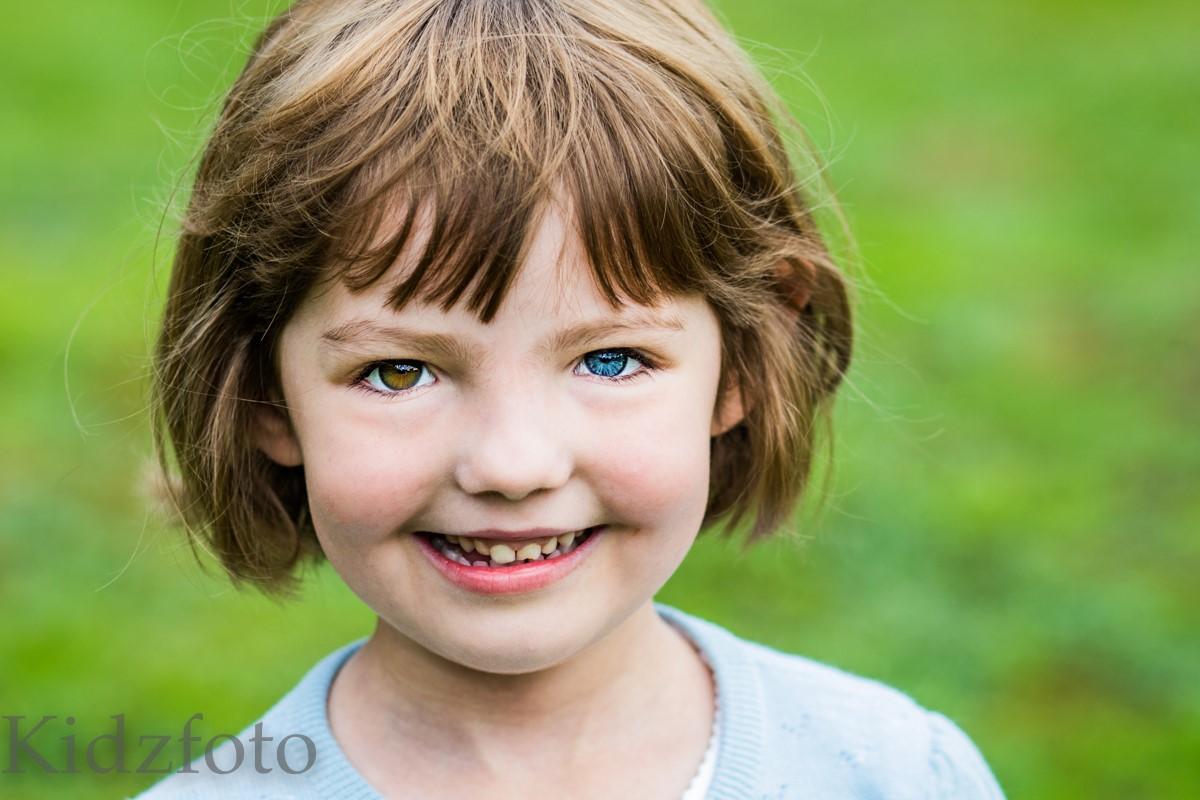 Portrætter i en børnehave