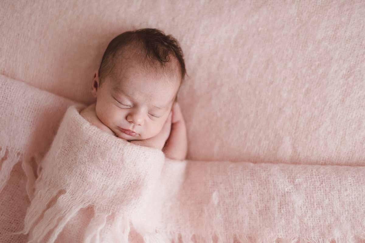 Tips til nyfødt fotografering